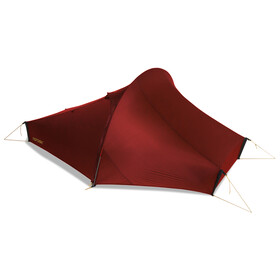 Nordisk Telemark 2 Light Weight Tent SI Burnt Red
